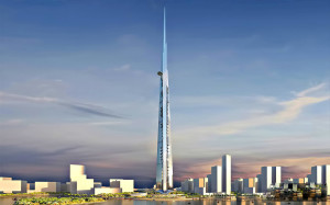 Jeddah-Burj al Mamlakah (Kingdom Tower) project