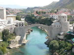 14-Mostar-The rebuilt bridge