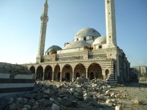 25-Homs-Khālid ibn al-Walīd Mosque