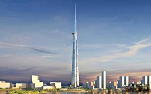 Jeddah-Burj al Mamlakah (Kingdom Tower) project