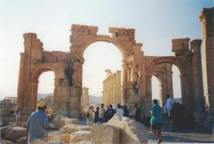 01-Palmyra-Arch of Triumph