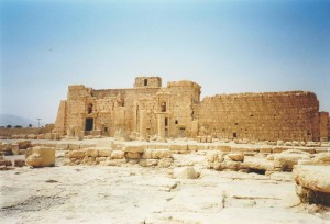 02-Palmyra-Temple of Baal