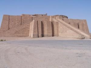 10-Ur-Neo-Sumerian Great Ziggurat
