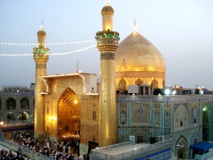 18-Najaf-Imām 'Alī ibn Abū Ṭālib Holy Shrine